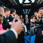 Transportation for wedding groups